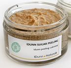 Idunn Naturals Sugar peeling Idunn 200 ml