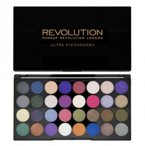 MAKEUP REVOLUTION Ultra Eyeshadows Eyes Like Angels 16g