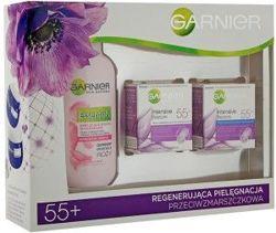 SET GARNIER Essentials 200ml + Intensive Restore 55+ Anti-Ageing Day Care 50ml + Intensive Restore 55+ Anti-Ageing Night Care 50ml