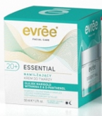 EVREE Facial Care 20+ Essential nawilzajacy krem do twarzy 50ml