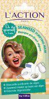 L'ACTION Pearl Seawed Purifying Mask algowa maseczka oczyszczajaco - regeneracyjna 6g