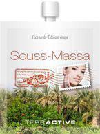 Terractive Souss-Massa marokański pomarańczowy peeling do twarzy 16g