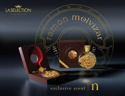 Ramon Molvizar Art&Gold exclusive scent NEW 2016! 75 ml