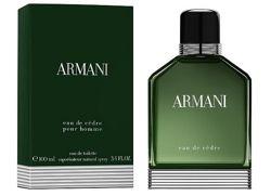 GIORGIO ARMANI Armani Eau De Cedre EDT spray 100ml