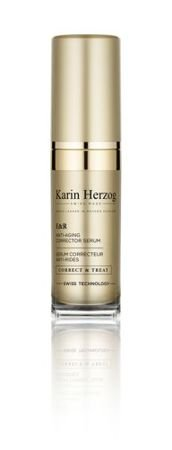 Karin Herzog Oxygen Hyalu Lift nawilżająco odmładzające serum do twarzy z 1 % tlenem