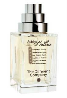 THE DIFFERENT COMPANY Sublime Balkiss woda perfumowana spray 50ml